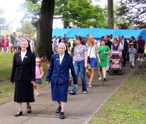 Children's Procession 8