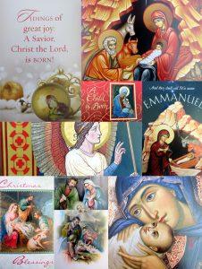 Christmas Brochure Cover