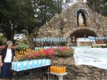 Sr. Elizabeth Jane at Lourdes Grotto