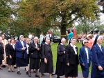Sisters - Divine Liturgy Procession