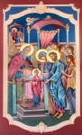 The Entrance of the Theotokos and Ever-Virgin Mary into the Temple