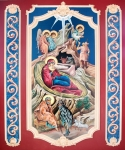 The Nativity of Our Lord, God and Savior Jesus Christ