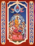 The Dormition of the Theotokos and Ever-Virgin Mary