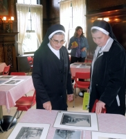 Some Sisters enjoying the House of Prayer tours