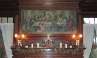 House or Prayer Dining Room