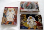 Religious Icon Easter Cards